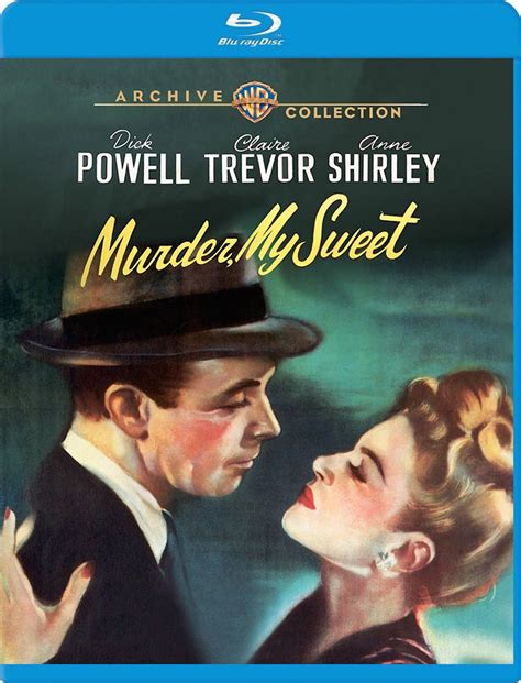 Film Review - MURDER, MY SWEET (1944) | STEVE ALDOUS