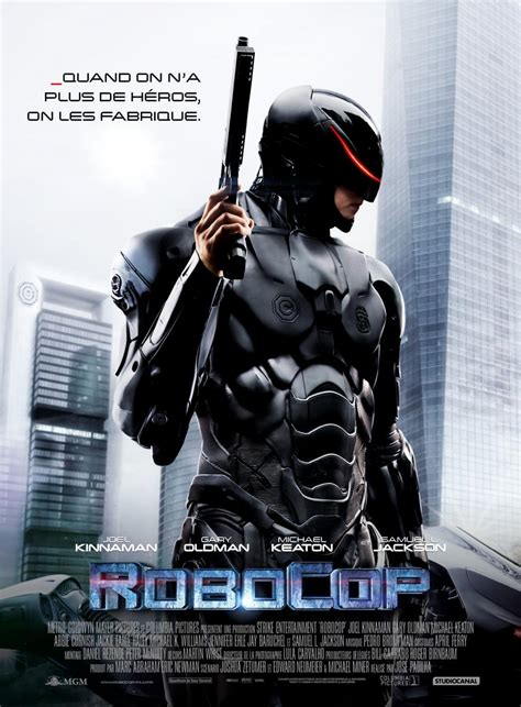RoboCop (2014); And Comparisons with Captain America: The ...