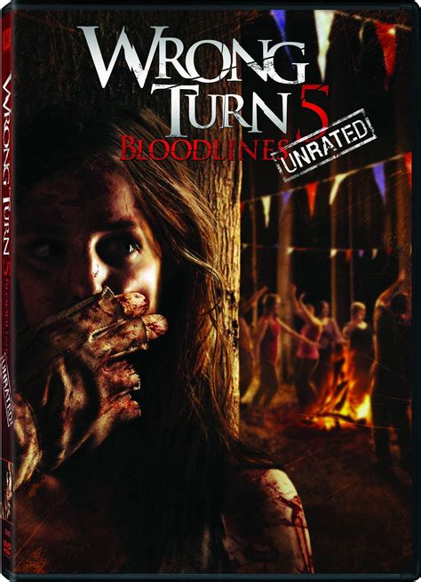 Wrong Turn 5 DVD Release Date October 23, 2012