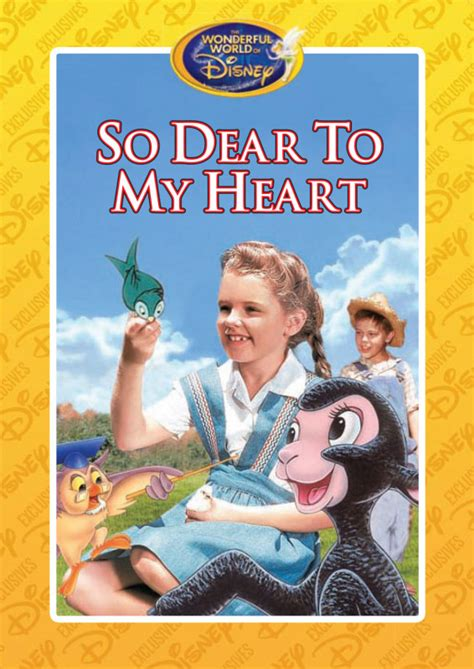 Movie Review: So Dear to My Heart (1949) | NEW ROMANTICIST