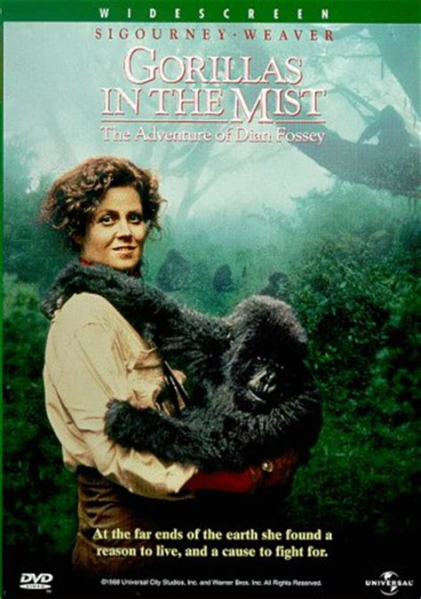 Gorillas in the Mist (1988) - IMDb
