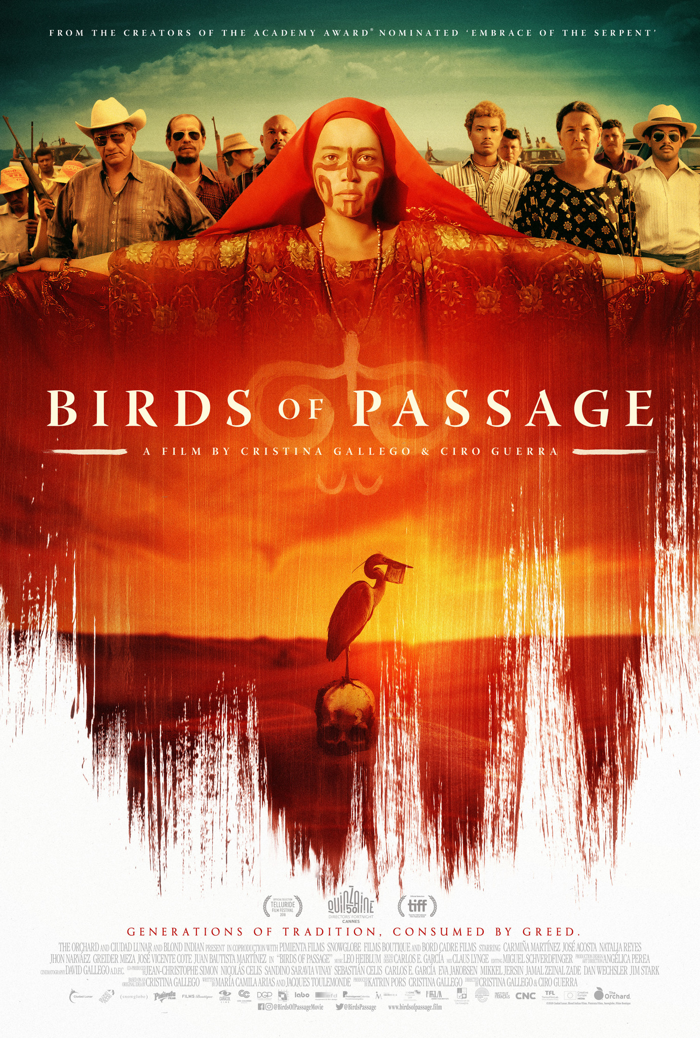 Birds of Passage [2018]