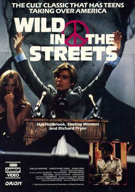 Wild in the Streets Movie Posters From Movie Poster Shop