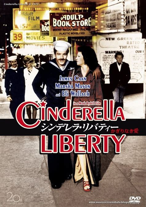 Vagebond's Movie ScreenShots: Cinderella Liberty (1973)