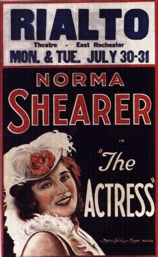 The Actress (1928 film) - Wikipedia