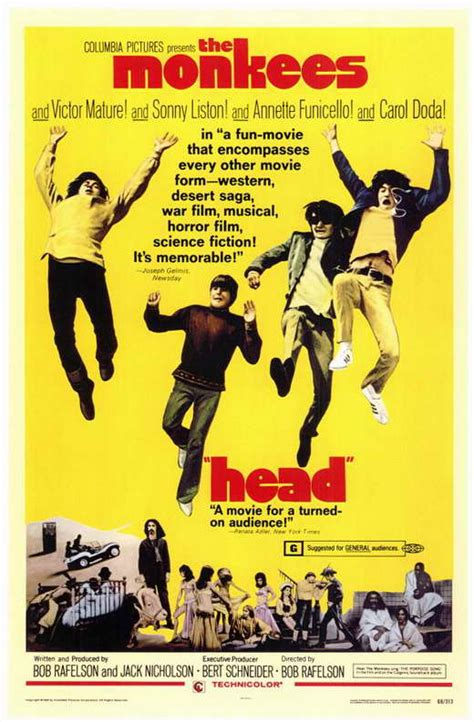 Head Movie Posters From Movie Poster Shop