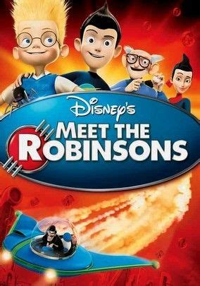 Harvey | Meet The Robinson, The Robinsons and Keep Trying