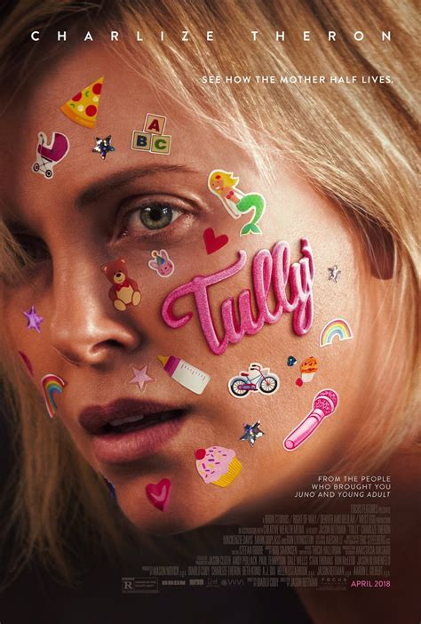 Tully DVD Release Date July 31, 2018