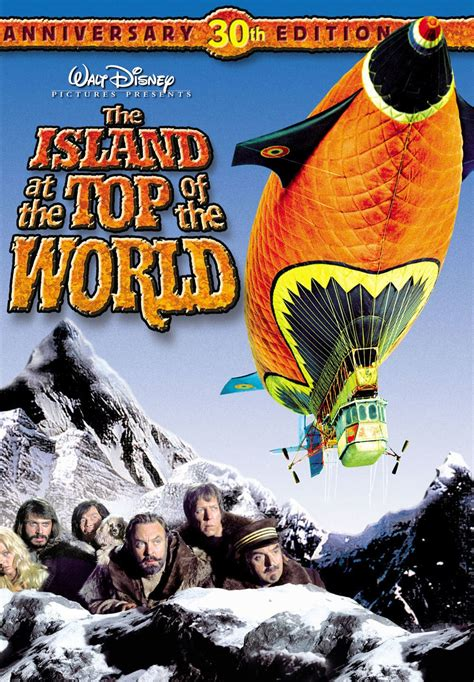 The Island at the Top of the World | Disney Movies