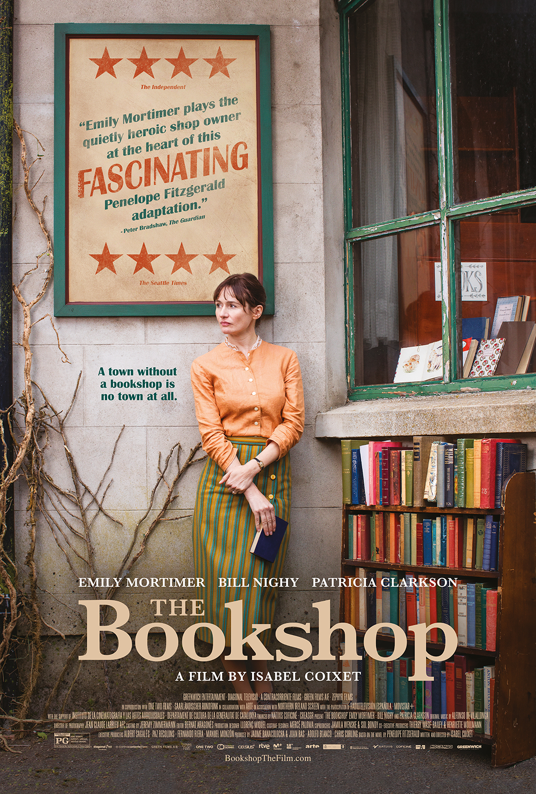 The Bookshop [2017]