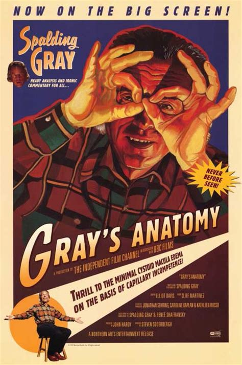 Gray's Anatomy Movie Posters From Movie Poster Shop