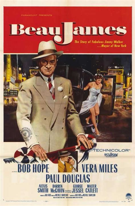 Beau James Movie Posters From Movie Poster Shop