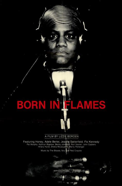 Born In Flames Movie Posters From Movie Poster Shop