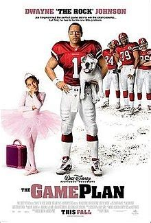 The Game Plan (film) - Wikipedia