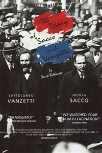 The Diary of Sacco and Vanzetti