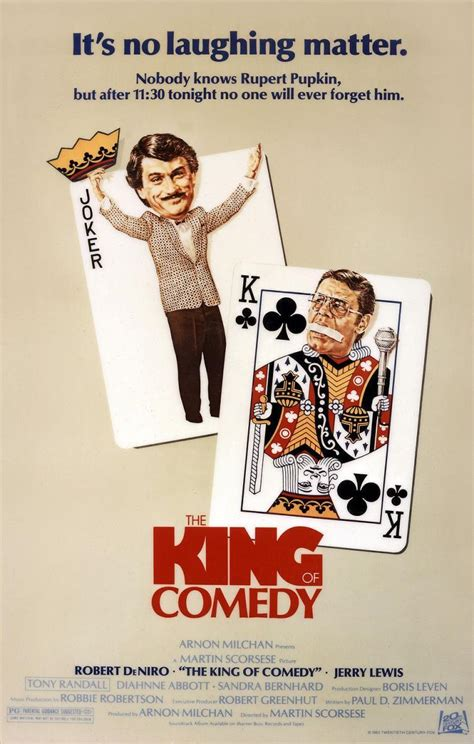 The King of Comedy (1982) - FilmAffinity