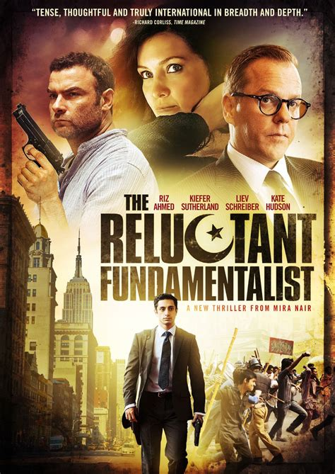 The Reluctant Fundamentalist DVD Release Date August 27, 2013