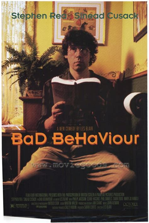 Bad Behavior Movie Posters From Movie Poster Shop