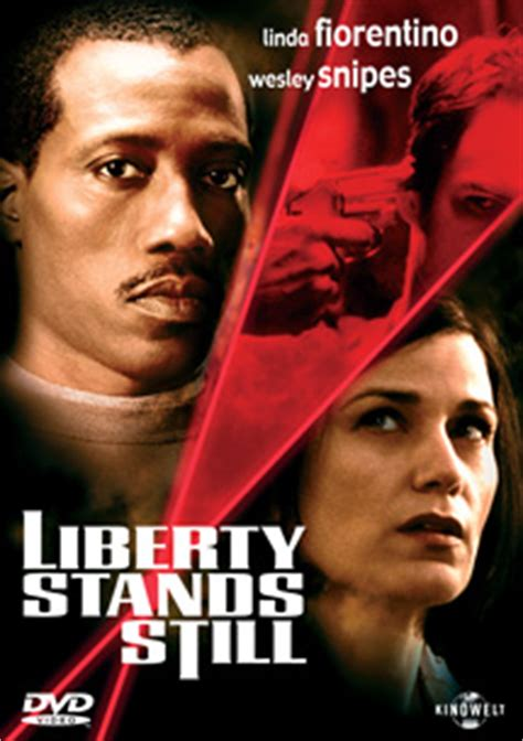 Liberty Stands Still (2002): At Least She's Not in a Phone ...