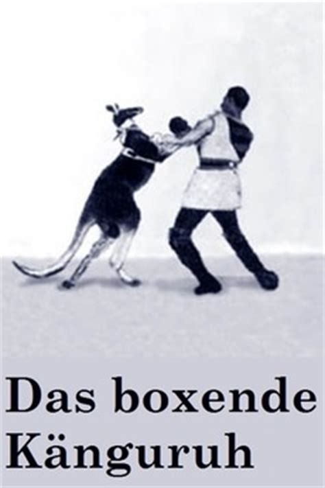 ‎The Boxing Kangaroo (1895) directed by Max Skladanowsky ...