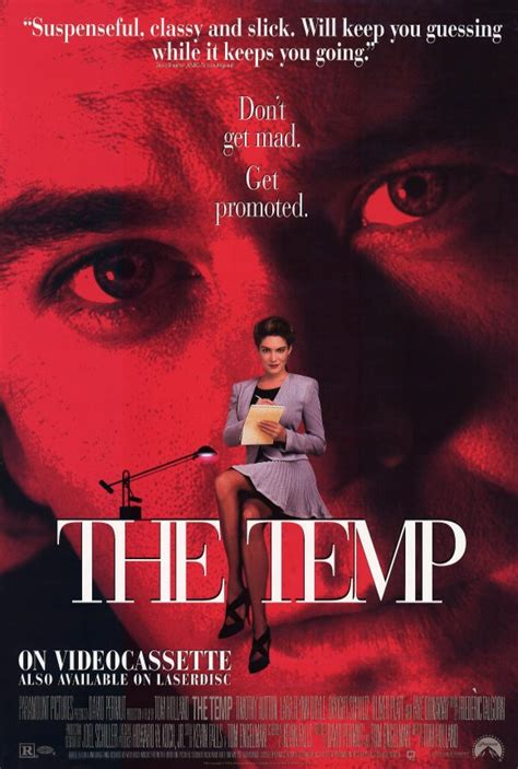 The Temp Movie Posters From Movie Poster Shop