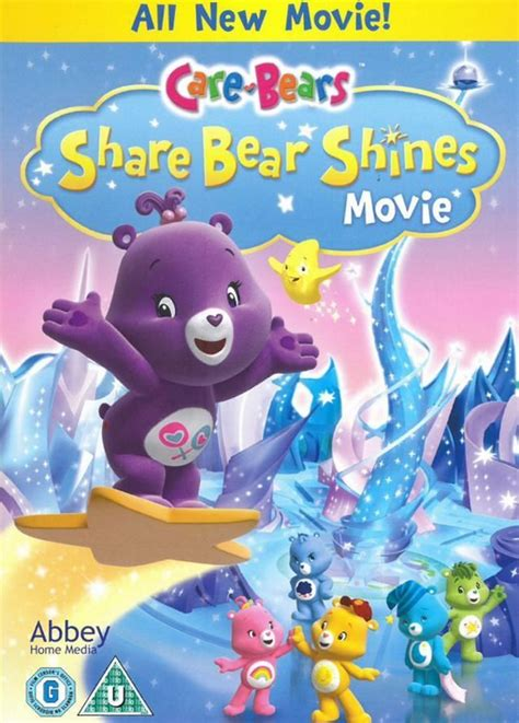Care Bears: Share Bear Shines (2010) | English Voice Over ...