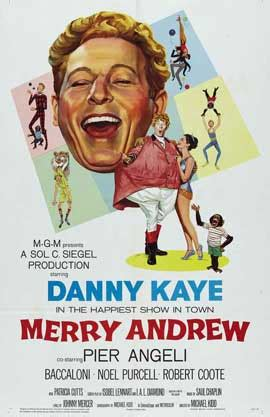 Merry Andrew Movie Posters From Movie Poster Shop