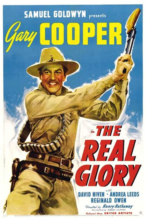 The Real Glory Movie Posters From Movie Poster Shop