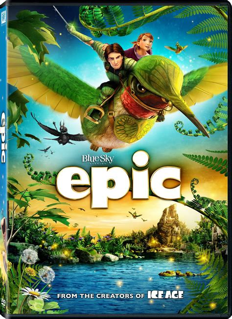 Epic DVD Release Date August 20, 2013