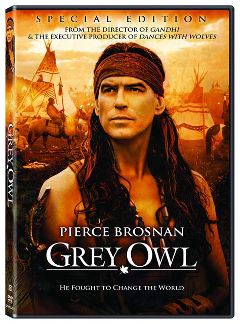 Grey Owl (1999) Movie