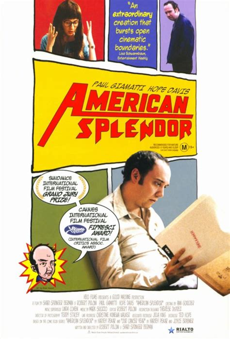 American Splendor Movie Posters From Movie Poster Shop