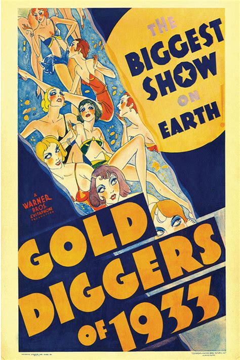 Gold Diggers Of 1933 movie posters at movie poster ...