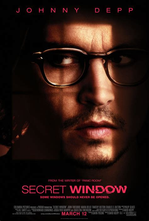 Secret Window Movie Review & Film Summary (2004) | Roger Ebert