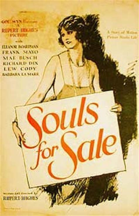 Souls For Sale Movie Review & Film Summary (1923) | Roger ...