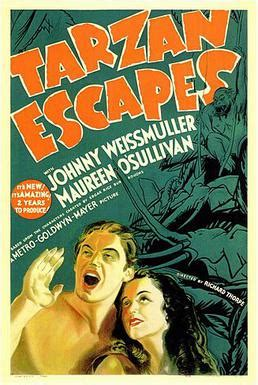 Tarzan Escapes - Wikipedia