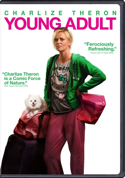 Young Adult DVD Release Date March 13, 2012