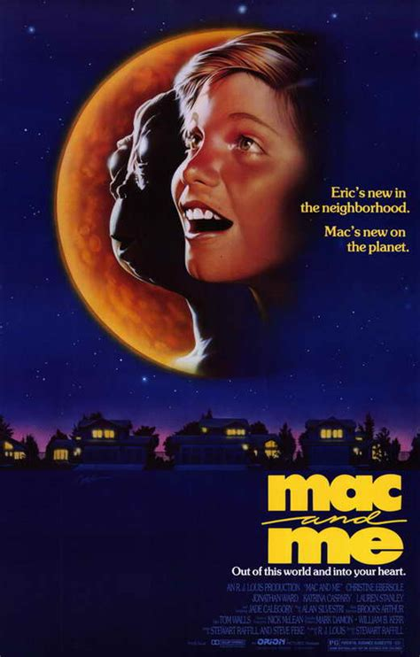Mac and Me Movie Posters From Movie Poster Shop