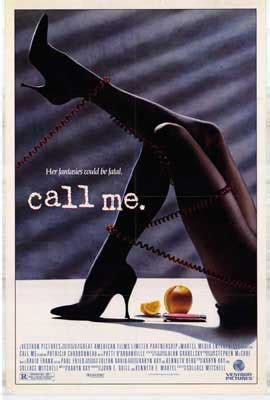 Call Me Movie Posters From Movie Poster Shop
