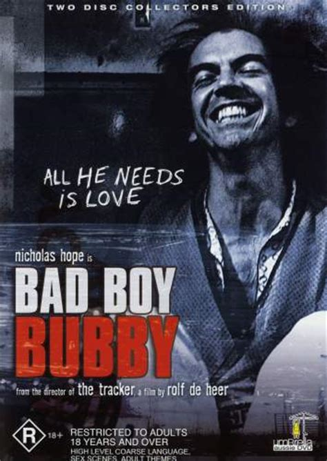 Bad Boy Bubby: Two Disc Collector's Edition (1993)