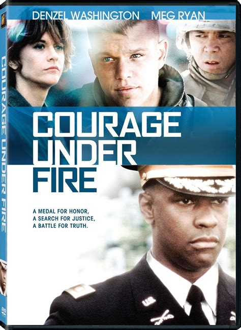Courage Under Fire DVD Release Date
