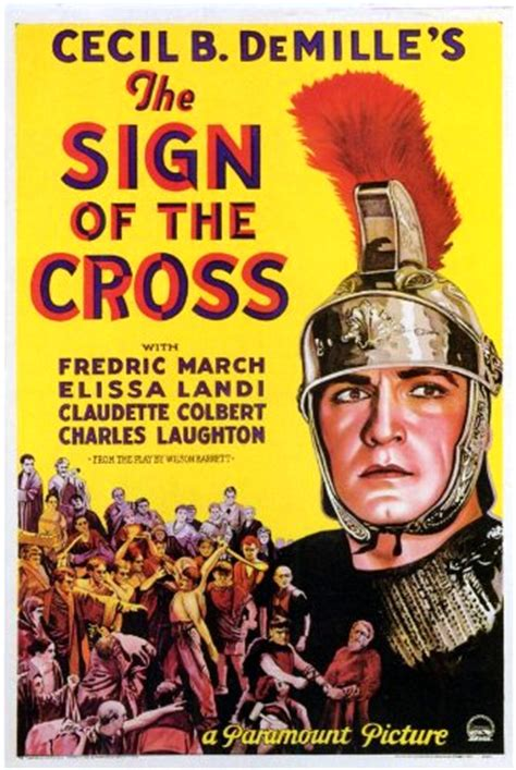 The Sign of the Cross (1932) - IMDb