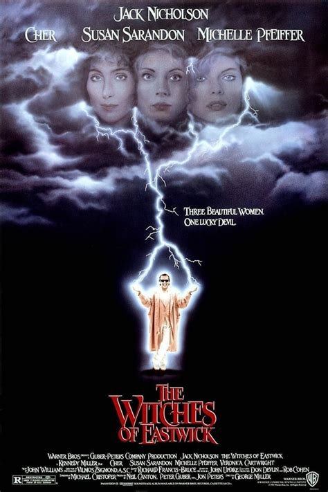 The Witches of Eastwick DVD Release Date