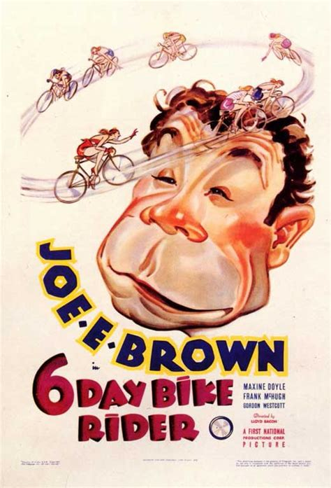 6 Day Bike Rider Movie Posters From Movie Poster Shop