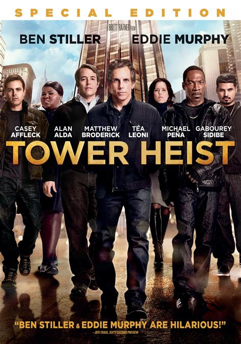 Tower Heist DVD Release Date February 21, 2012