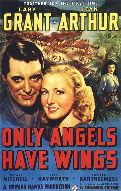 Only Angels Have Wings Movie Posters From Movie Poster Shop