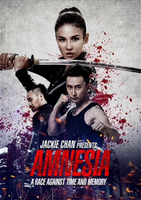 Jackie Chan Presents: Amnesia (2016) for Rent on DVD - DVD ...