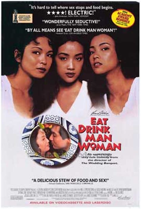 Eat Drink Man Woman Movie Posters From Movie Poster Shop