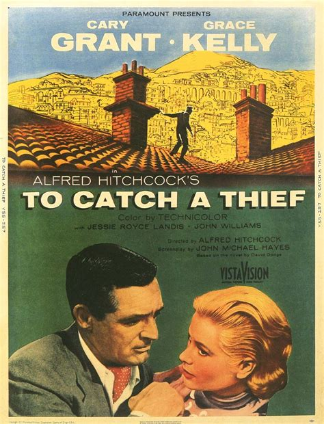 Vagebond's Movie ScreenShots: To Catch a Thief (1955)
