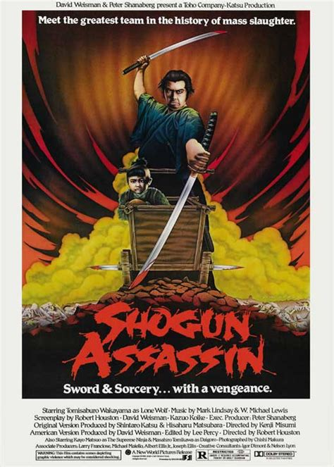 Shogun Assassin Movie Posters From Movie Poster Shop