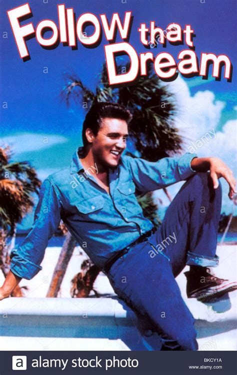 FOLLOW THAT DREAM (1962) POSTER FTDM 001VS Stock Photo ...